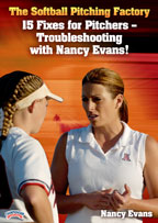 Softball Pitching Tips & Practice Drills - Nancy Evans